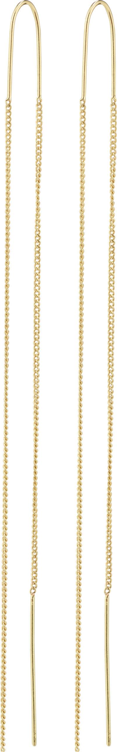 112122013 earrings gold plated karma pilgrim