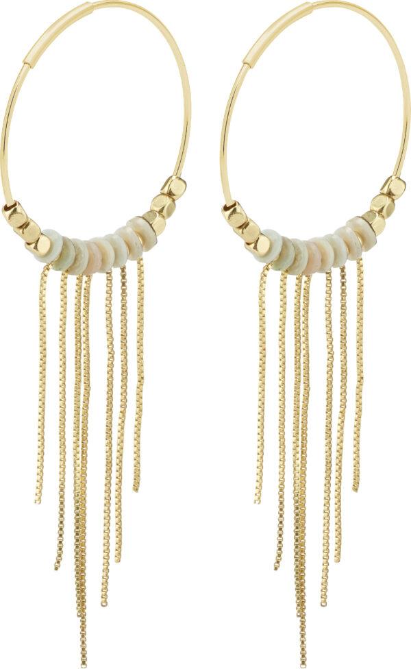 142122033 earrings sincerity GP grey karma pilgrim