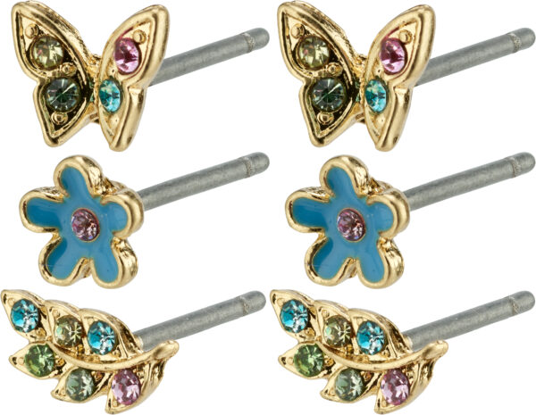 262122223 earrings mira GP blue karma pilgrim