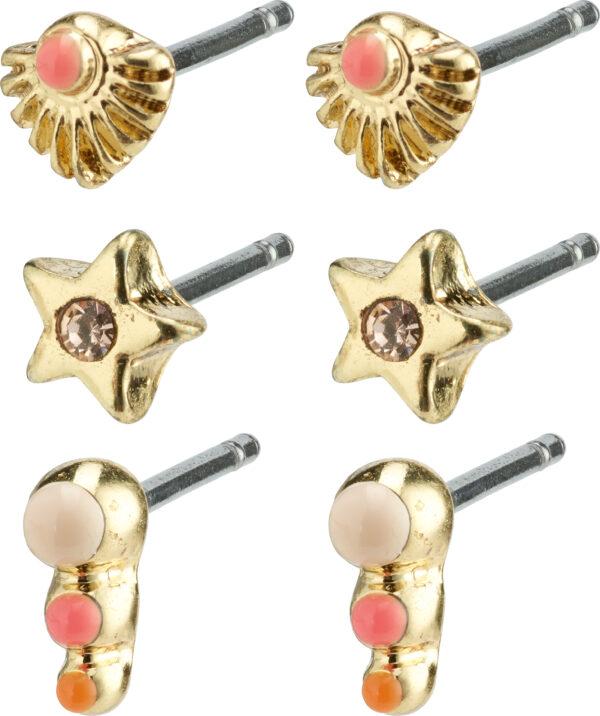 262122713 earrings lana GP rose karma pilgrim