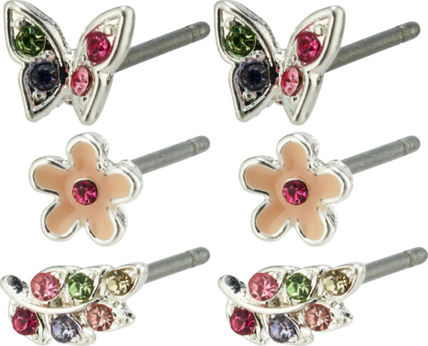 262126723 earrings mira SP rose karma pilgrim