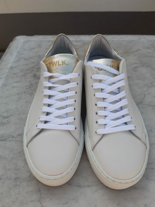 ctwlk sneaker wit met goud karma 3