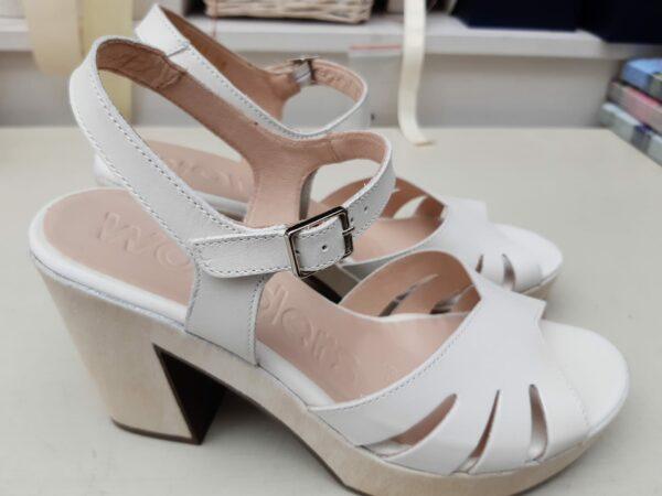 wonders sandaal wit L9163 KARMA feel good store