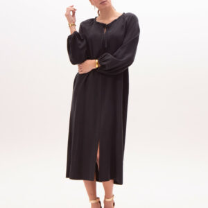 NV valencia jurk zwart 1
