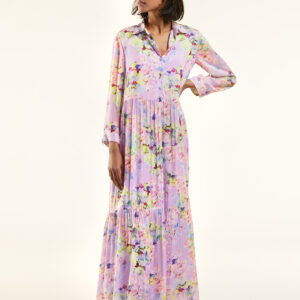 Senso kleed S77152 Floran Lila karma