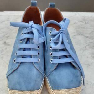 ctwlk espadrille jeans blauw karma 1
