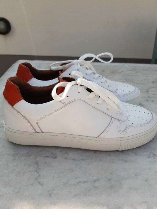ctwlk sneaker wit met roest karma 1