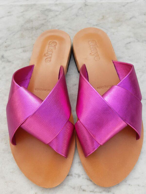 slaye slipper fuchsia karma 2