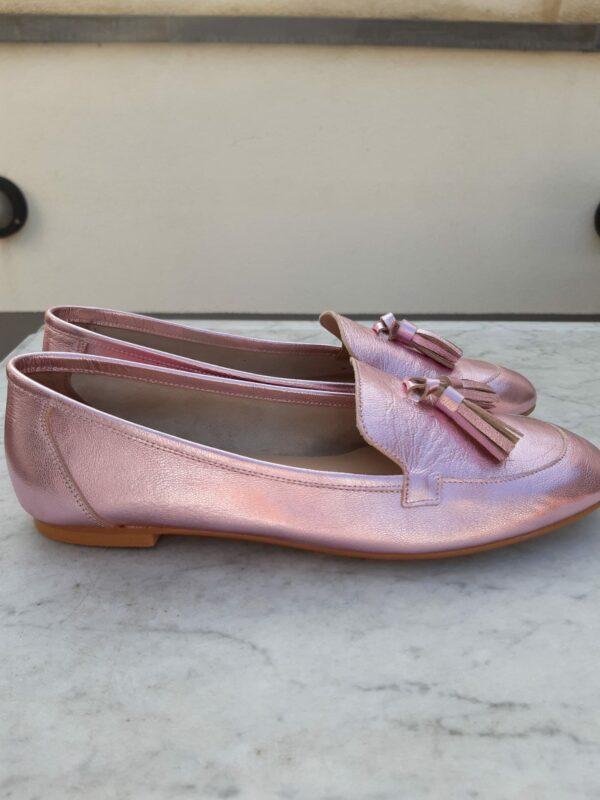 ctwlk loafers metallic rose karma 3