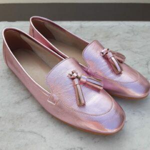 ctwlk loafers metallic rose karma 1