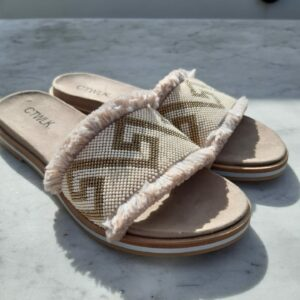 ctwlk slipper parel ruches karma 1