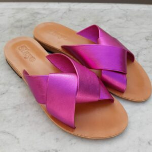 slaye slipper fuchsia karma 1