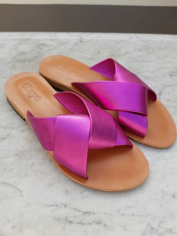 slaye slipper fuchsia karma 1